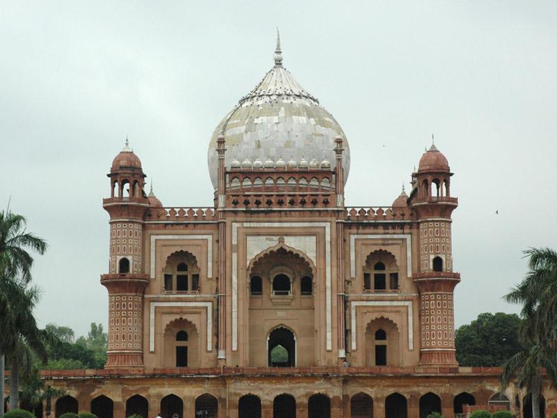 Tomb of Safdarjung, Delhi