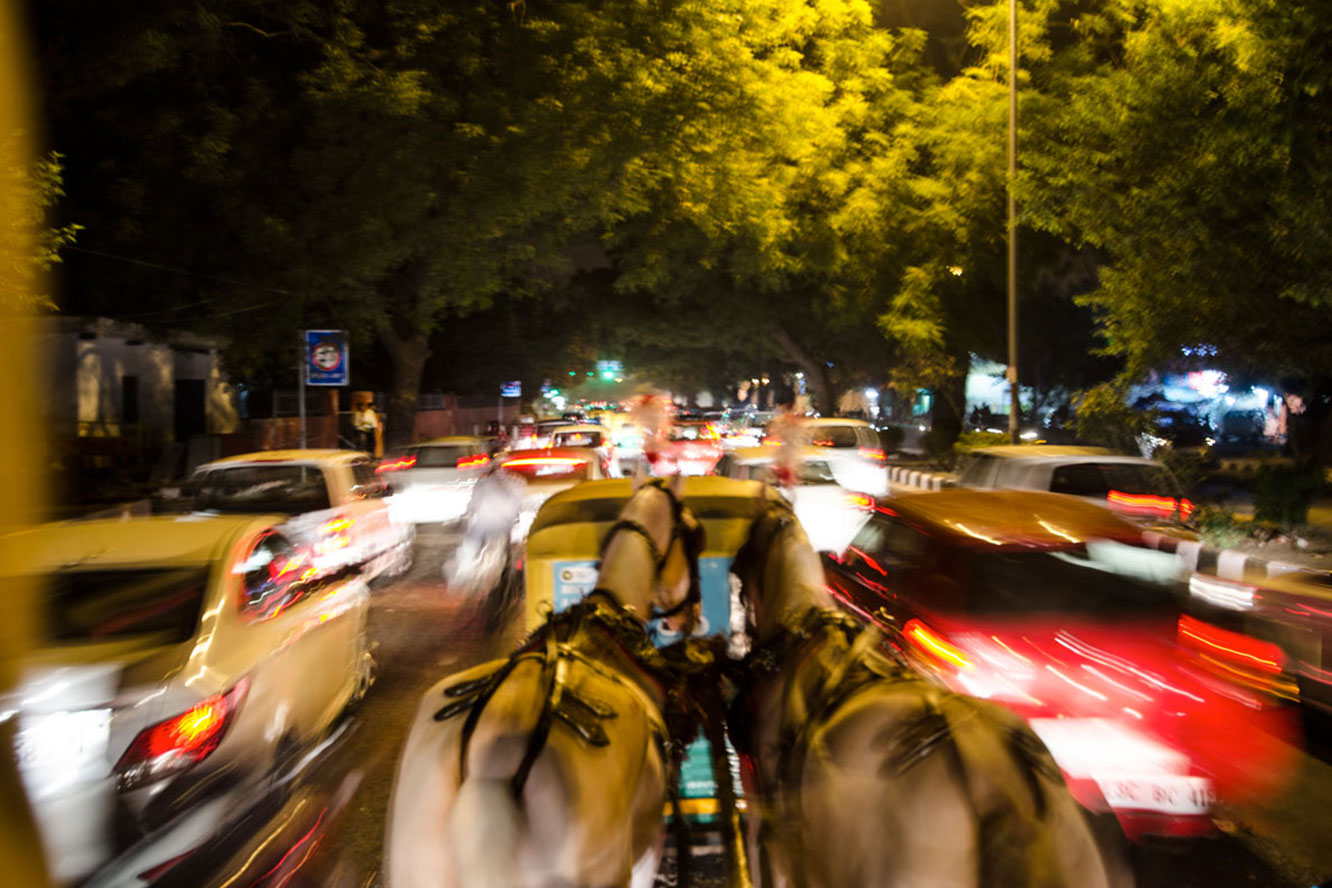 Sham e Dilli – Delhi by Night