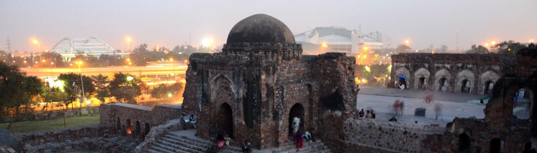 Siri Fort , Delhi
