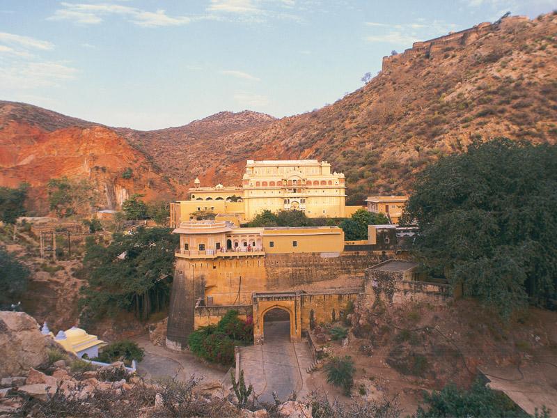 Samode Palace - Overview