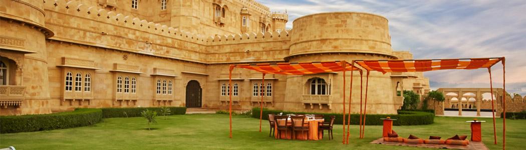 Suryagarh Fort