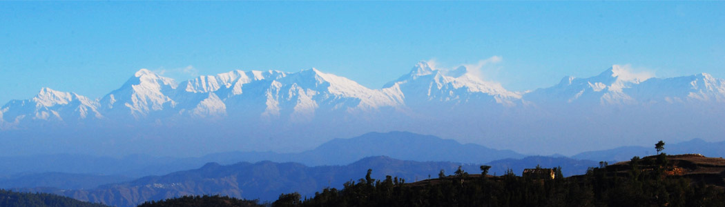 On the Way to Dhanachuli