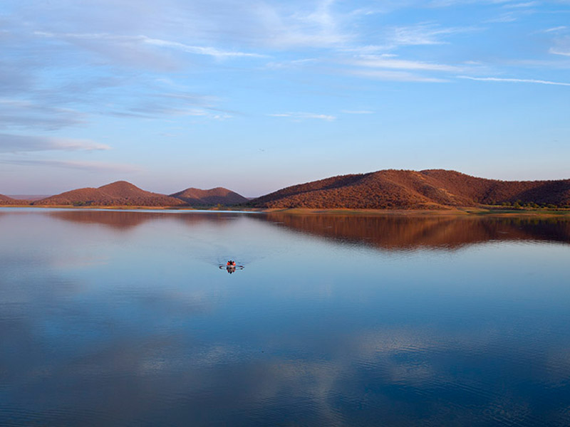 The Serene Kalisil Lake, Karauli