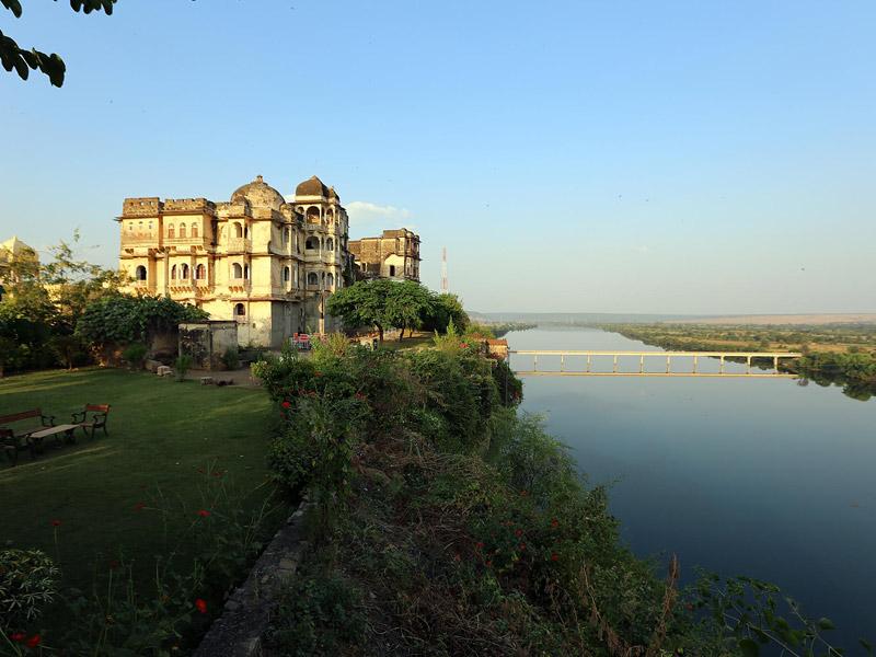 Exterior View Bhainsrorgarh