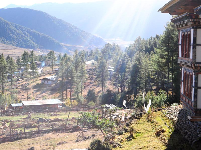 The Trekker's Delight, Bumthang, Bhutan