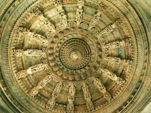 Dilwara Ceiling
