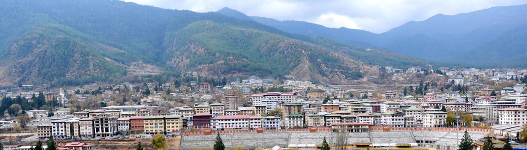 Awe - Inspiring Thimpu