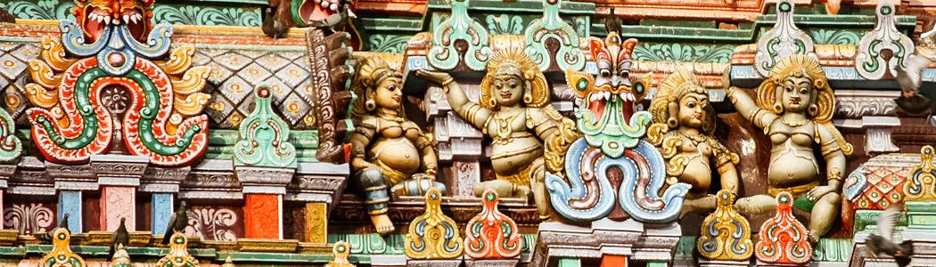 Meenakshi Amman Temple Madurai