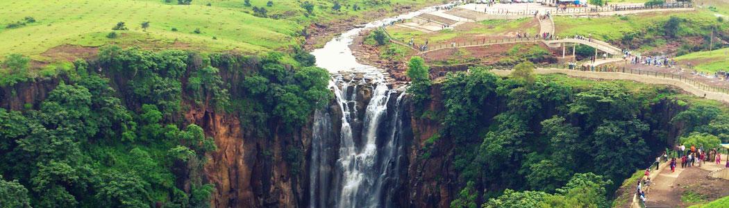 Patalpani Waterfall - Indore