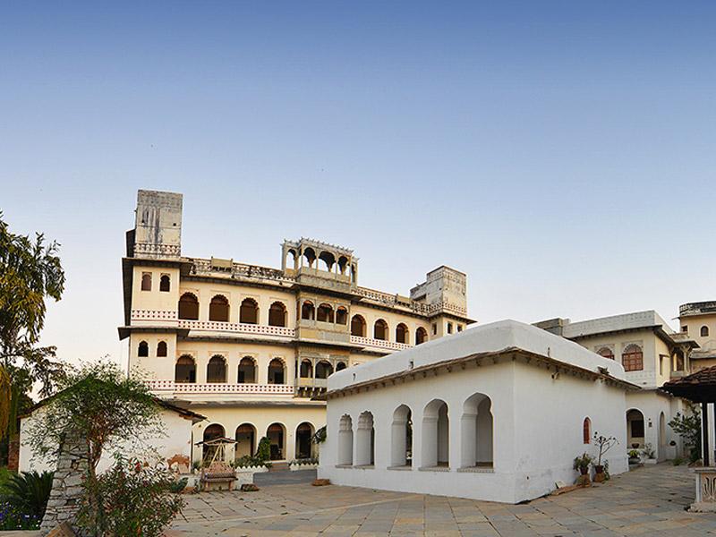 Castle Bijaipur, Rajasthan
