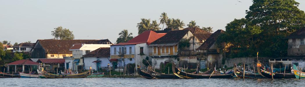 Kochi Water Front