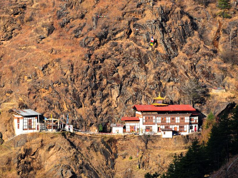 Taktsang Palphug Monastery, Bhutan