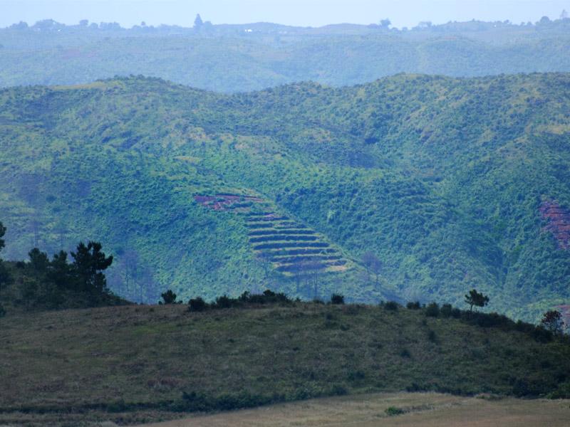 Hill drama at Meghalaya