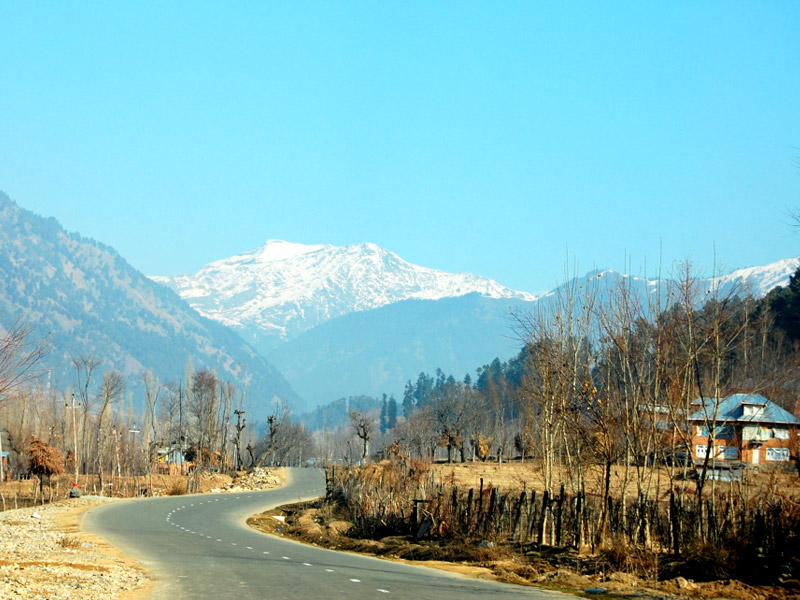 The Panoramic Valley, Kashmir
