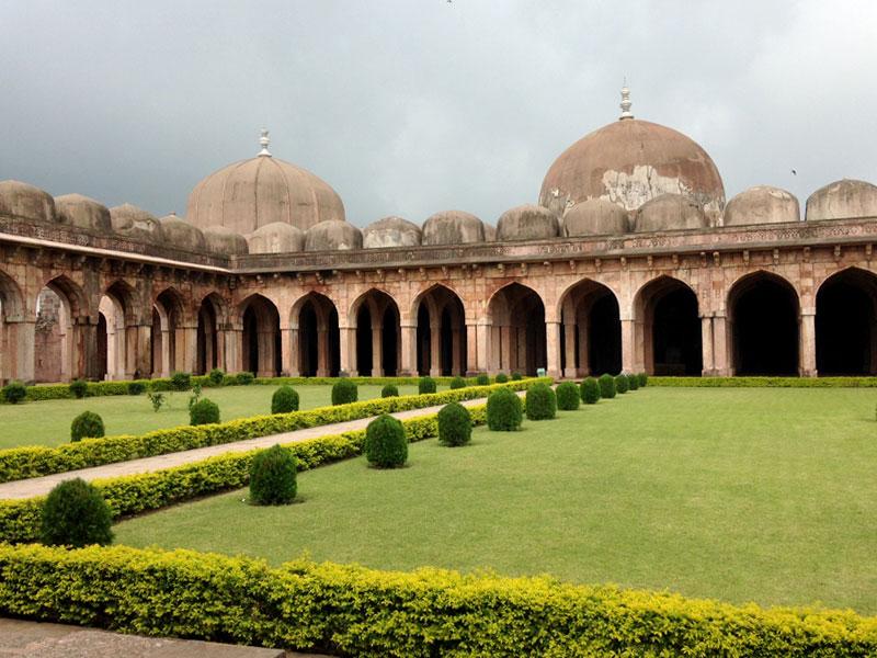 Jami Masjid - Mandu