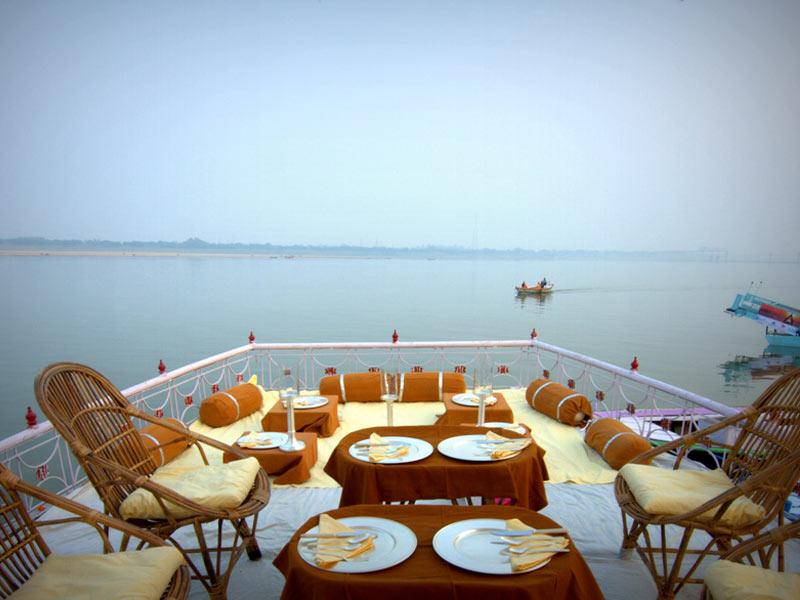 An Evening on the Bajda, Varanasi