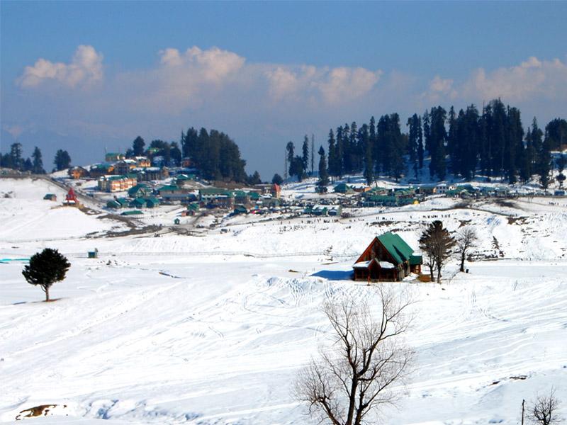 The Gentle Slopes at Pahalgam