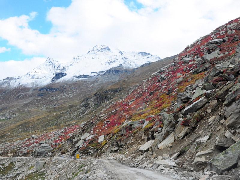 Beauty of Manali-Rohtang Road