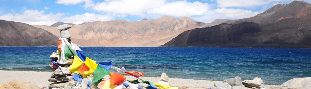 The Enchanting Pangong Tso, Ladakh
