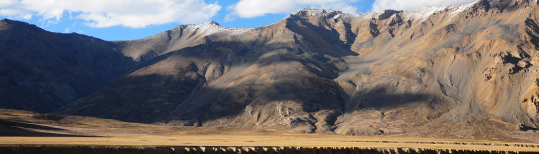 The Wonderful Shades of Himalayas at Sarchu, Ladakh